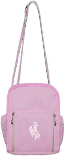 Wyoming Cowboys Mini Baby Diaper Bag