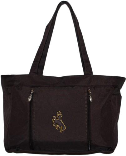 Wyoming Cowboys Baby Diaper Bag